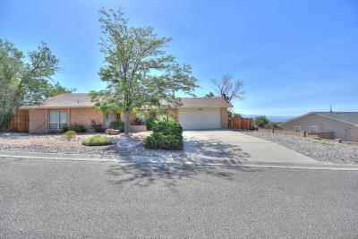 Rio Rancho NM Single Family Home For Sale: $179,500