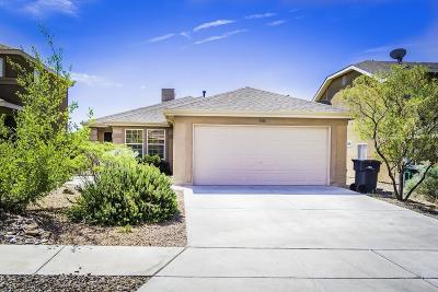 Rio Rancho NM Single Family Home For Sale: $163,900