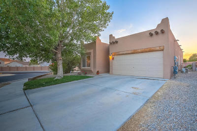 Rio Rancho NM Single Family Home For Sale: $174,000