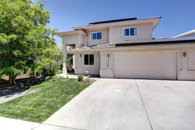 Bernalillo County Single Family Home For Sale: 11127 Jordan Avenue NE