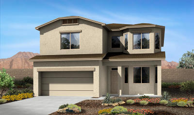 Rio Rancho NM Single Family Home For Sale: $293,850