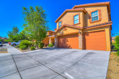 Rio Rancho NM Single Family Home For Sale: $392,000
