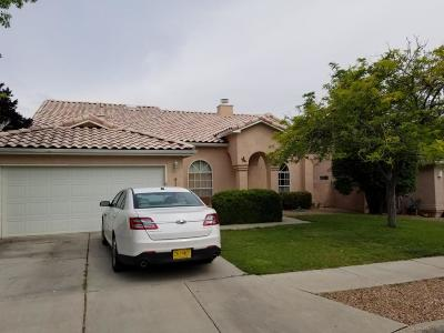 Albuquerque NM Single Family Home For Sale: $235,000