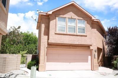 Albuquerque Single Family Home For Sale: 3127 Mountainside Parkway NE