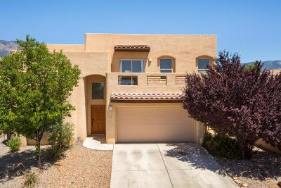 Bernalillo County Single Family Home For Sale: 9120 Wilshire Court NE