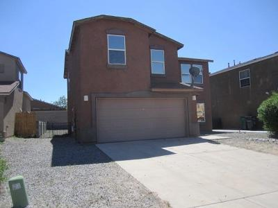Rio Rancho Single Family Home For Sale: 1771 Mesa Grande Loop NE