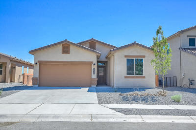 Valencia County Single Family Home For Sale: 1635 Valle Vista