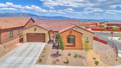 rio ran Single Family Home For Sale: 4103 Pico Norte Lane NE