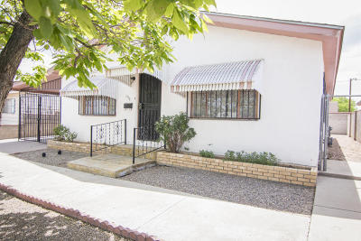 Albuquerque Single Family Home For Sale: 131 58th Street NW