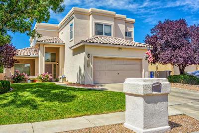 Bernalillo County Single Family Home For Sale: 9227 Calistoga Avenue NE