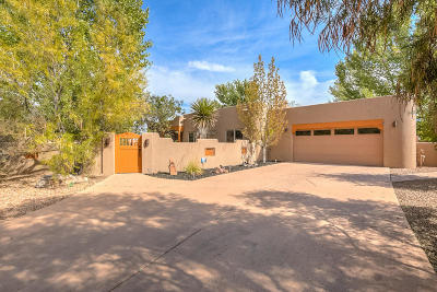 Bernalillo Single Family Home For Sale: 300 Plaza Muchomas