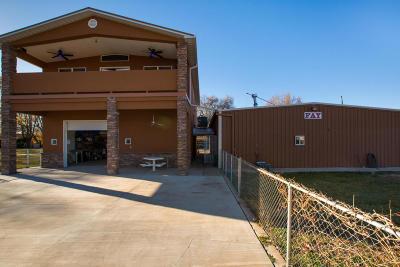 Albuquerque Single Family Home For Sale: 214 Homeland Road NW