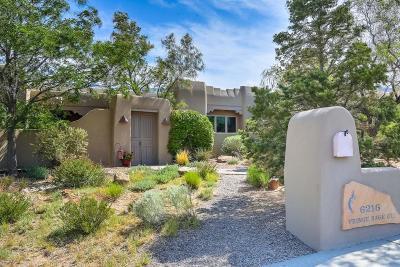 Single Family Home For Sale: 6216 Fringe Sage Court NE