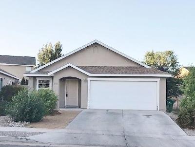 Rio Rancho Single Family Home Active Under Contract - Short : 2121 Palenque Drive SE
