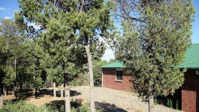 Tijeras, Cedar Crest, Sandia Park, Edgewood, Moriarty, Stanley Single Family Home For Sale: 25 Camino Del Sur