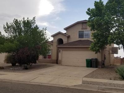 Albuquerque, Rio Rancho Single Family Home For Sale: 636 Playful Meadows Drive NE