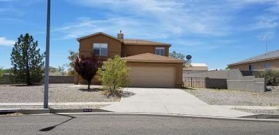 Albuquerque, Rio Rancho Single Family Home For Sale: 6518 Freemont Hills Loop NE