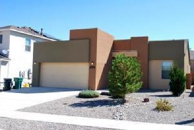 Albuquerque, Rio Rancho Single Family Home For Sale: 1914 Buckskin Loop NE