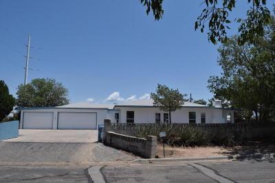 Albuquerque, Rio Rancho Single Family Home For Sale: 1000 39th Street SE