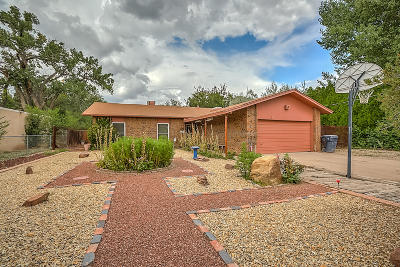 Albuquerque NM Single Family Home For Sale: $229,000