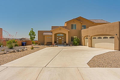 Albuquerque Single Family Home For Sale: 6528 Azor Lane NW