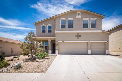 Valencia County Single Family Home For Sale: 3561 Wagon Wheel Street SW