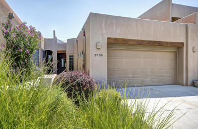Albuquerque Attached For Sale: 3734 Ridge Pointe Loop NE