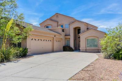 Albuquerque Single Family Home For Sale: 3807 Alamogordo Drive NW
