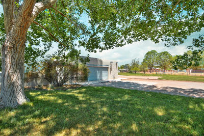 Corrales Single Family Home For Sale: 528 Alamos Road