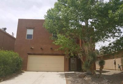 Albuquerque, Rio Rancho Single Family Home For Sale: 1627 Agua Dulce Drive SE