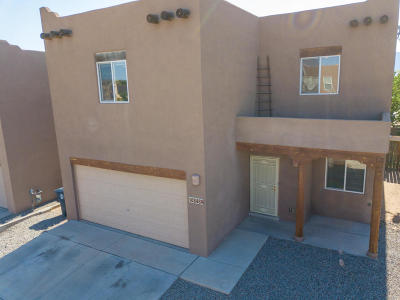 Albuquerque Single Family Home For Sale: 10848 Vicenza Drive NW