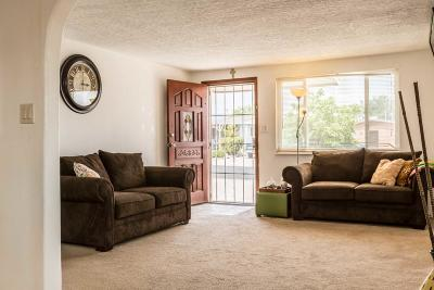 Albuquerque Single Family Home For Sale: 1721 53rd Street NW