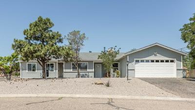 Albuquerque, Rio Rancho Single Family Home For Sale: 920 Spur Place SE