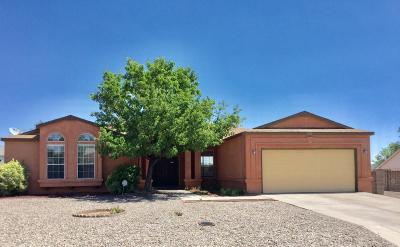 Rio Rancho NM Single Family Home For Sale: $214,000