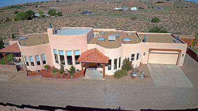 Rio Rancho Single Family Home For Sale: 5991 Del Carmen Road NE