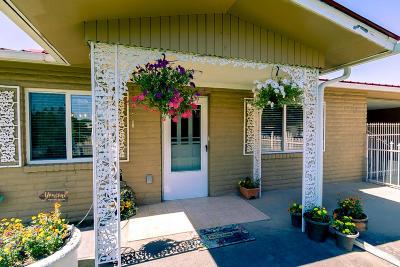 Los Ranchos Single Family Home For Sale: 500 El Paraiso Road NW
