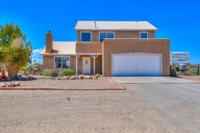 Albuquerque, Rio Rancho Single Family Home For Sale: 1817 Eucalyptus Road NE