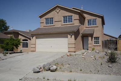 Albuquerque, Rio Rancho Single Family Home For Sale: 4741 Kelly Way NE