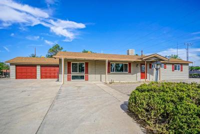 Albuquerque, Rio Rancho Single Family Home For Sale: 1001 Kathy Road SE