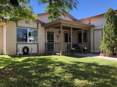 Albuquerque, Rio Rancho Single Family Home For Sale: 5006 Nickel Drive NE