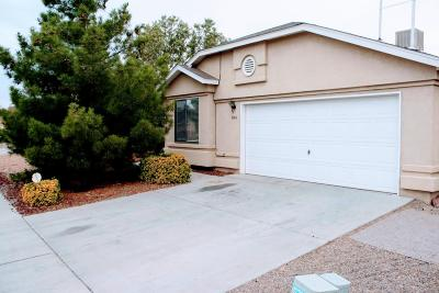 Albuquerque Single Family Home For Sale: 801 Affirmed Street SW