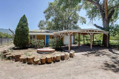 Corrales Single Family Home For Sale: 5324 Corrales Road