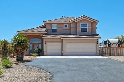 rio ran Single Family Home For Sale: 7104 Kalgan Road NE