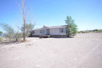 Socorro NM Manufactured Home For Sale: $35,000