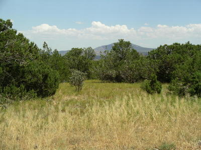 Edgewood NM Residential Lots & Land For Sale: $21,250