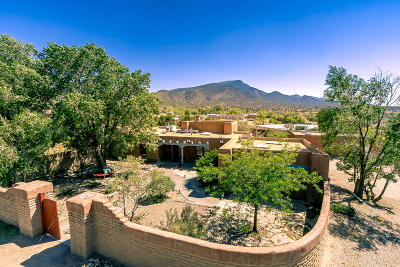 Placitas Single Family Home For Sale: 33 Camino De Las Huertas