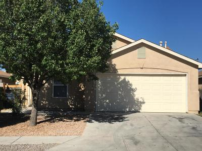 Albuquerque Single Family Home For Sale: 628 Escavada Street SW