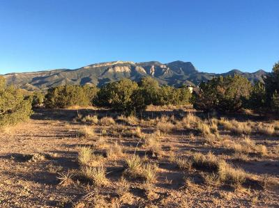 Placitas Residential Lots & Land For Sale: Tierra Madre Road