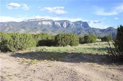Placitas Residential Lots & Land For Sale: 8 Apache Mesa Road