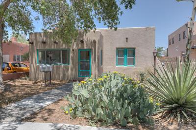 Single Family Home For Sale: 2129 Silver Avenue SE